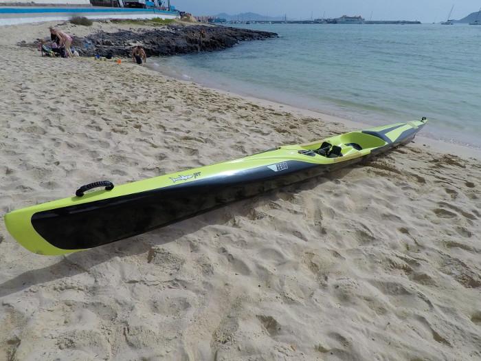 Maeva Kayak - Materials