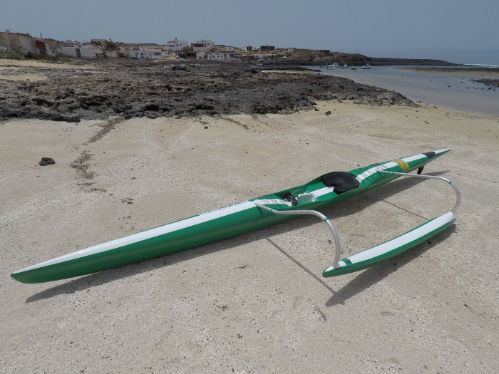 C - Outrigger Canoe OC1 Storm x5