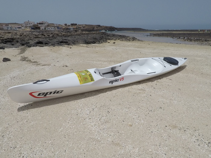 Kayak Surfski EPIC V5